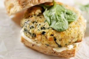 Booty Blasting Salmon Burger Recipe