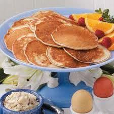 Hot Calorie Hotcakes, Healthy Pancakes Recipe